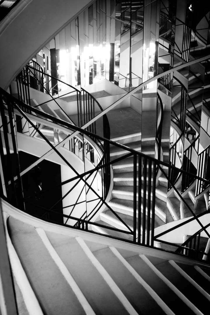 Coco Chanel's apartment shot by Sam Taylor-Johnson