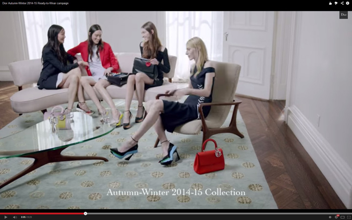 Fashion films of the week: Dior, Lanvin, Bottega Veneta
