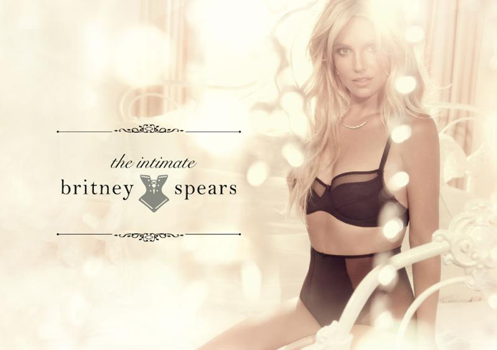 Britney Spears launches line of intimates and loungewear
