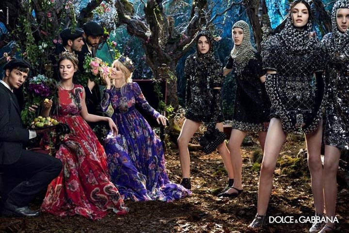 Mess-Monday : How much do you love the latest D&G campaign ?