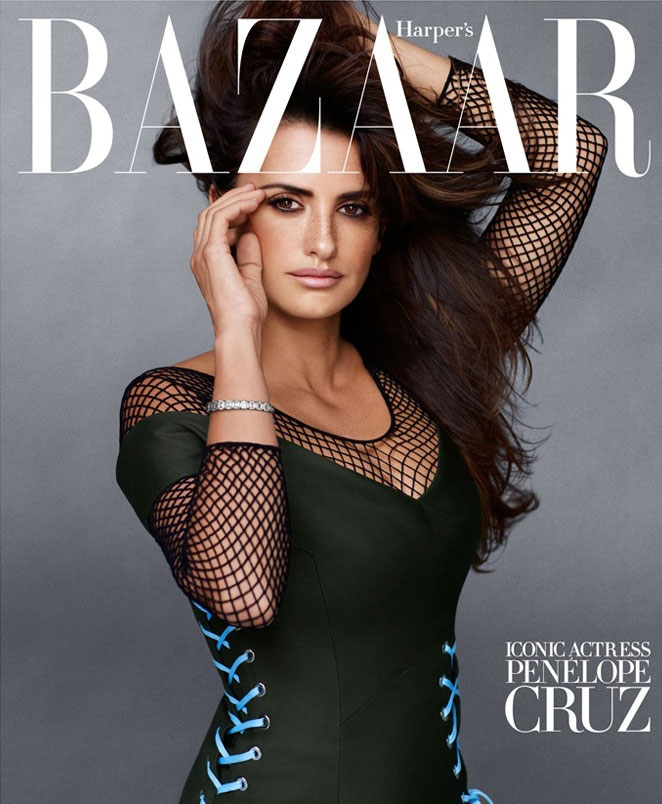 Harper's Bazaar gets three covers for September issue