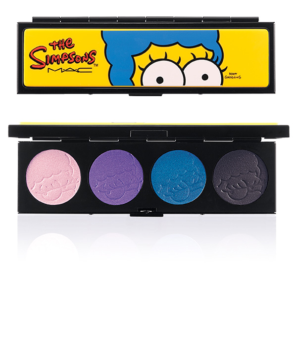 MAC unveils 'The Simpsons' makeup collection