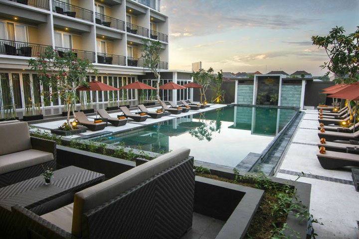 The Kana Kuta Hotel: Your Comfortable Getaway