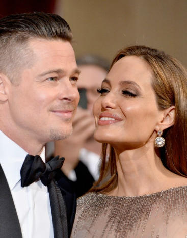 Brangelina married! Finally!