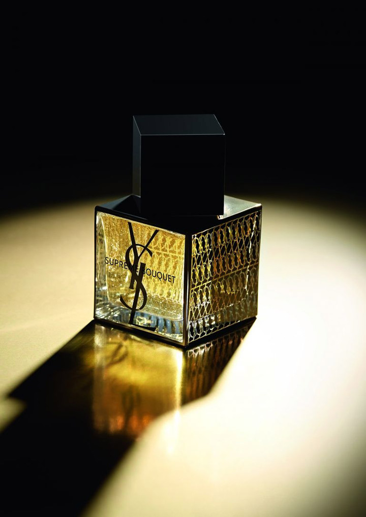 Yves Saint Laurent launches luxury edition of Suprême Bouquet