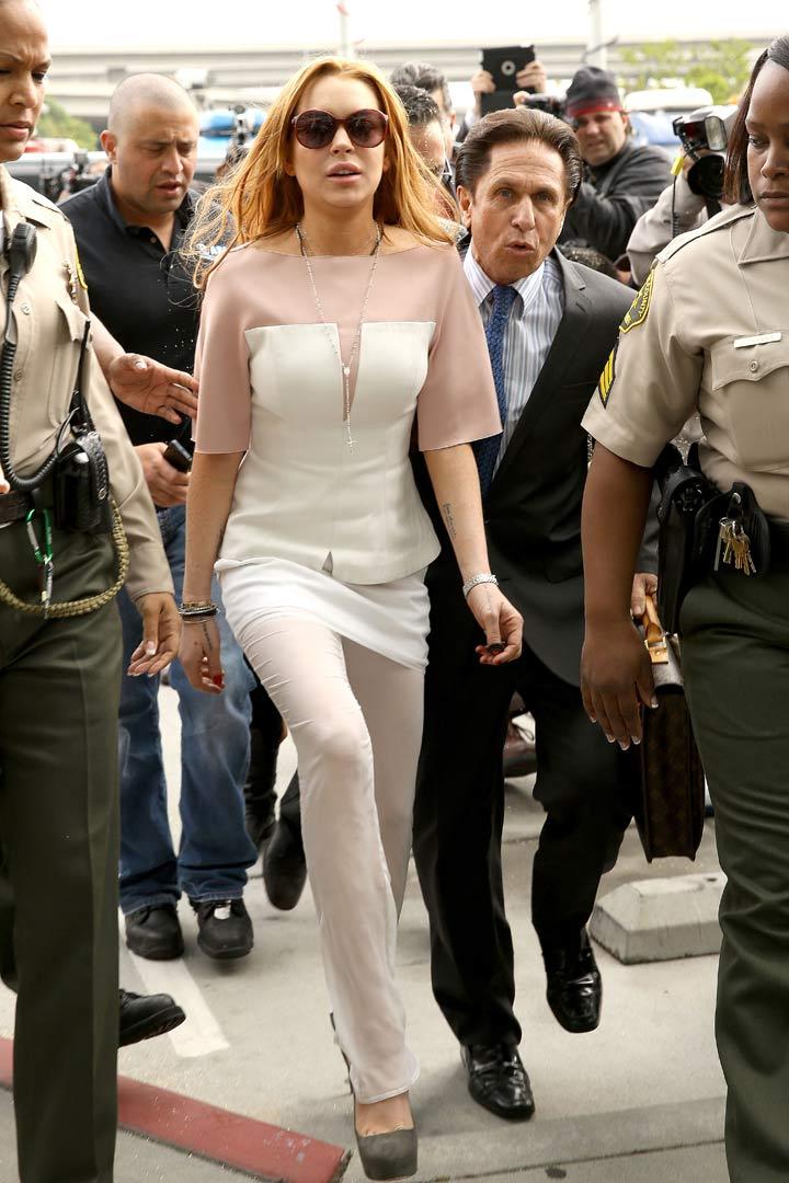 Lindsay Lohan Sued by App Entrepreneur
