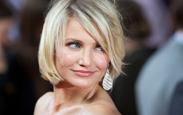 Cameron Diaz Unveils First Shoe Collection