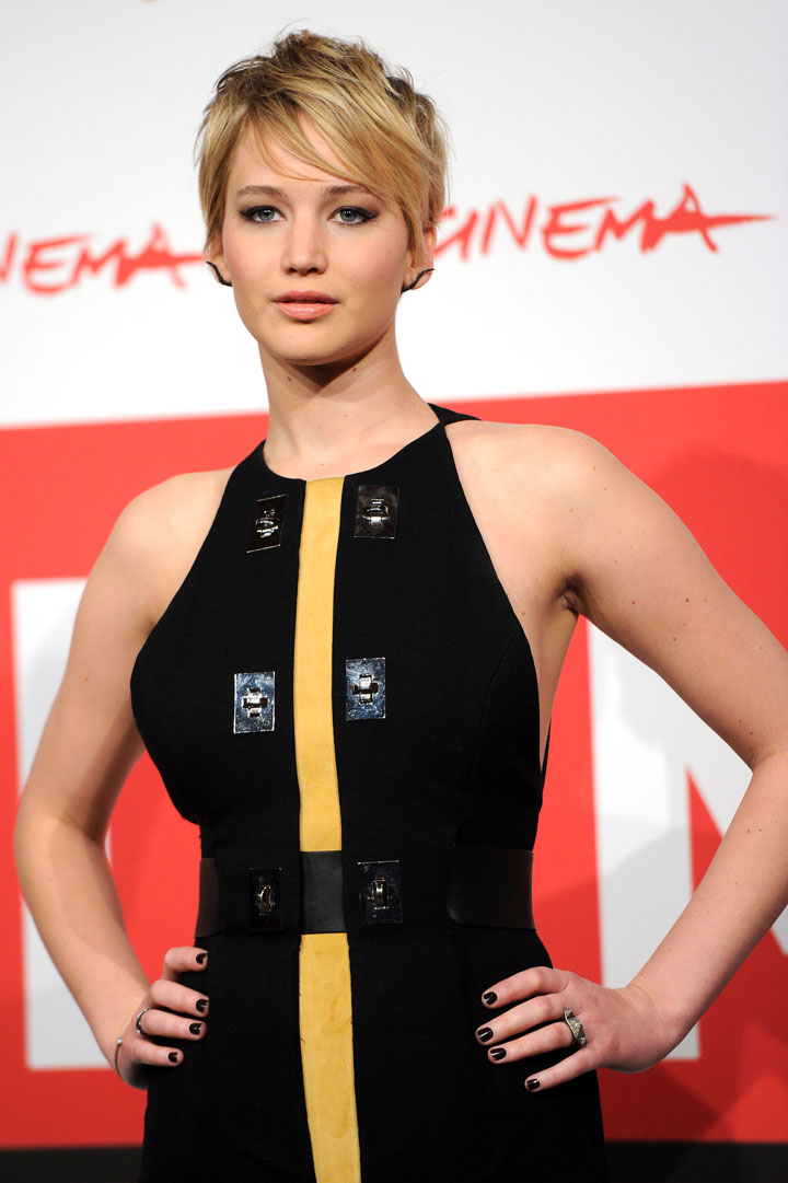 Artist Planned to Use Jennifer Lawrence's Leaked Nude Pictures for Upcoming Exhibition