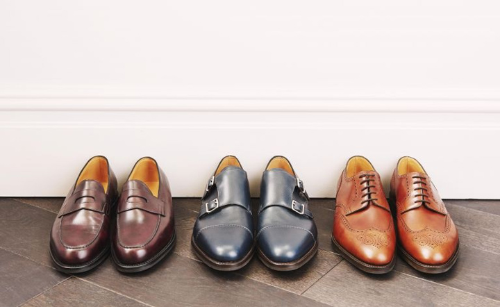 Mr Porter teams with John Lobb for a footwear collection