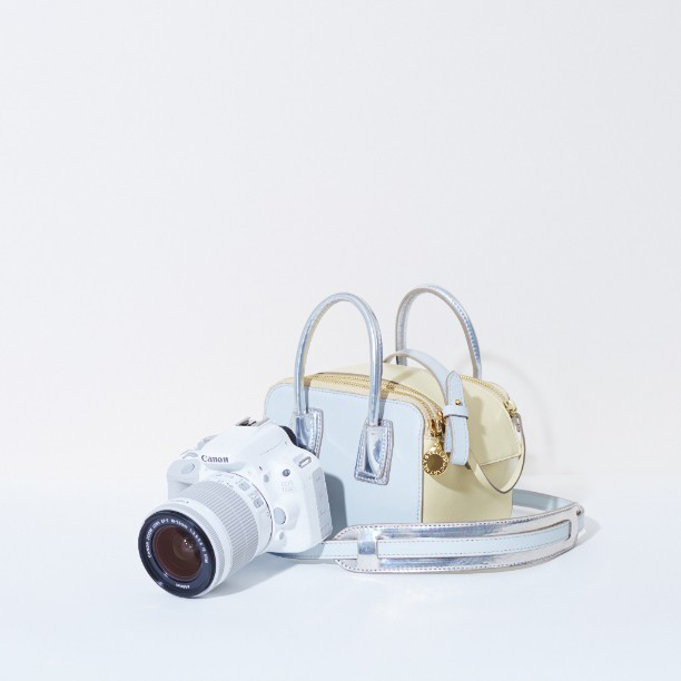 Stella McCartney Teams Up With Canon For Limited Edition Camera Bag