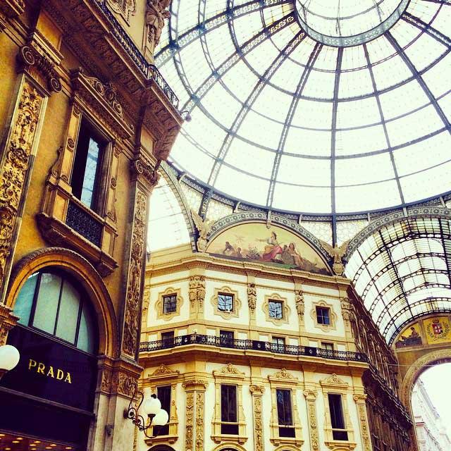 Versace & Prada