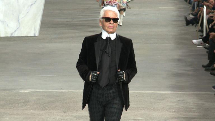 Karl Lagerfeld Exhibition Coming to Germany