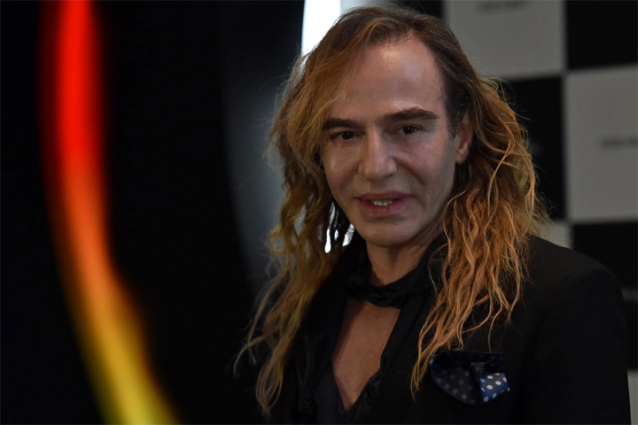 John Galliano To Design for Maison Martin Margiela?