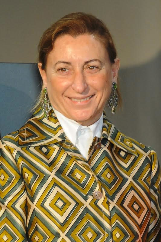Miuccia Prada Investigated By Italian Tax Authorities