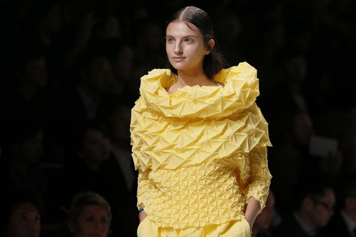 Five trends from Paris fashion