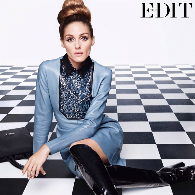 Is Olivia Palermo About to Launch Her Own Clothing Line?
