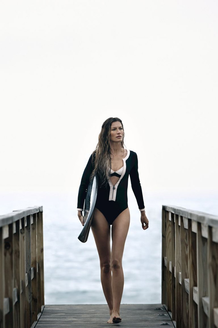First look at Gisele Bündchen for Chanel No. 5