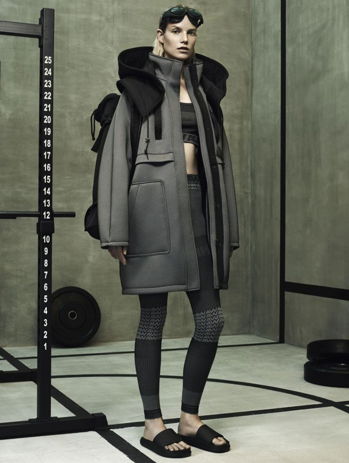Alexander Wang X H&M collection finally revealed