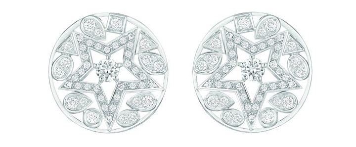 Chanel presents a celestial new jewelry collection