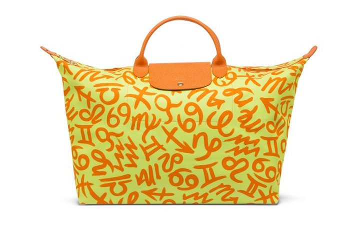 Jeremy Scott and Longchamp reveal sneak peek of the 'Zodiac'