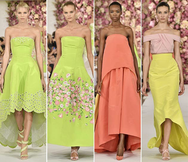 Wednesday Mess-age: A SAD GOODBYE TO OSCAR DE LA RENTA, WHO DIES AT AGED 82
