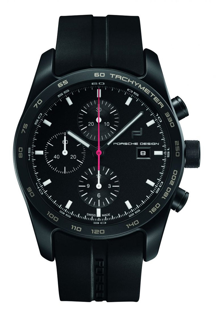 Porsche Design's latest limited edition watches inspired by brand's first timepiece