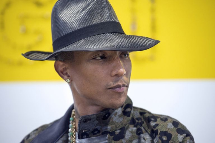 Pharrell Williams to feature in Chanel short: report