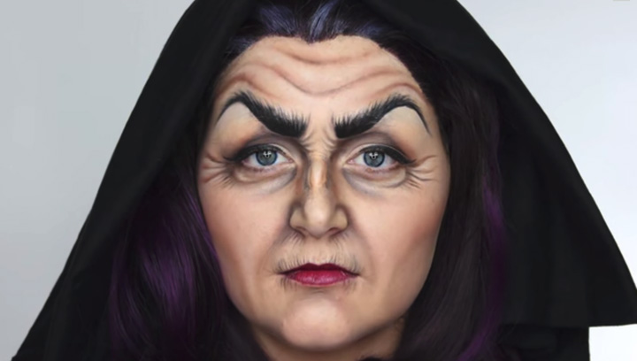 YouTube's Hottest Make Up Tutorials for Halloween 2014!