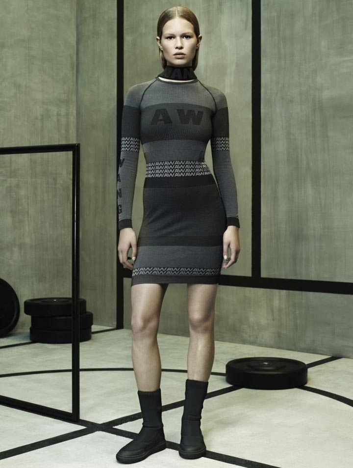 Alexander Wang X H&M: the advertising film