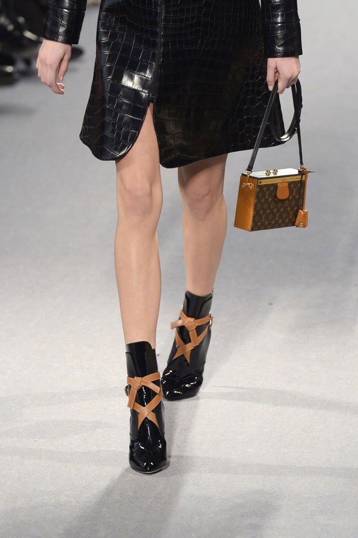 What's trendy in the shoe department for F/W14-15