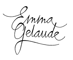 Fashion Spotlight on Emma Gelaude, fashion blogger