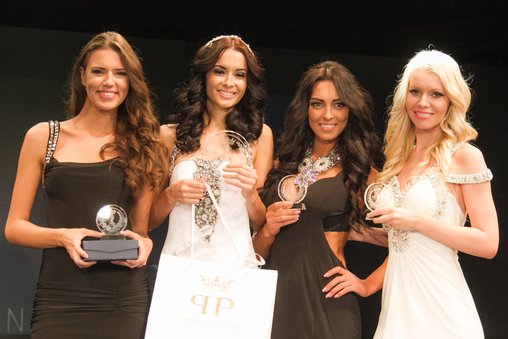 Jessica Rodrigues wins No1 Model of the World