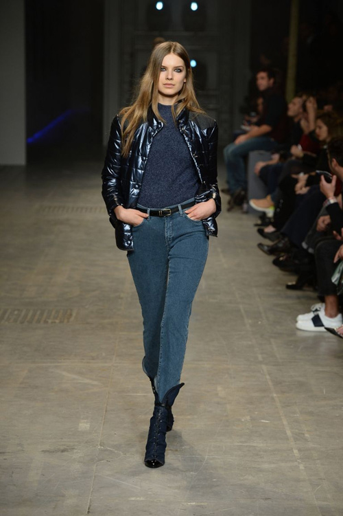 Trussardi Jeans gets a rebirth