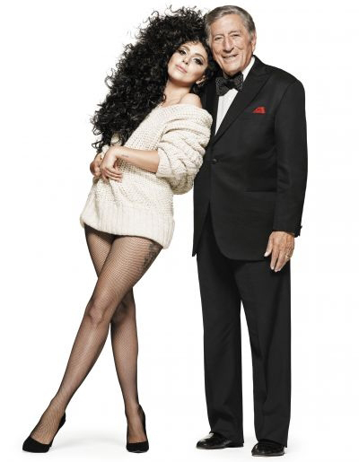 Lady Gaga X Tony Bennett for H&M