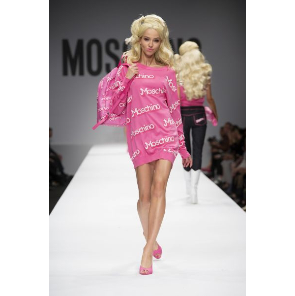 Moschino Barbie Heads to Miami