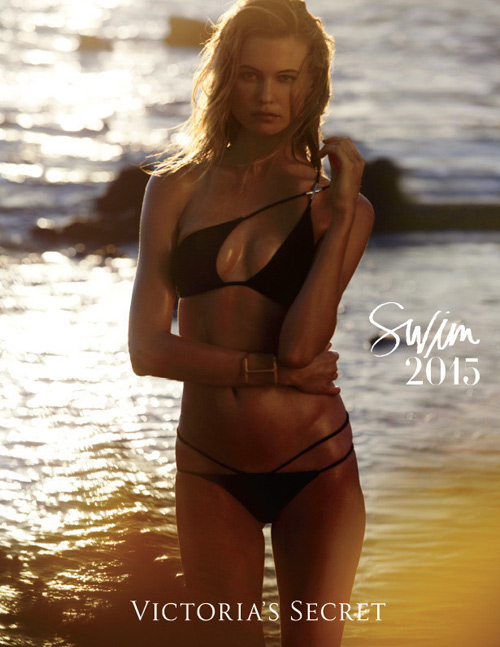 Victoria's Secret Unveils New Swimwear Campaign