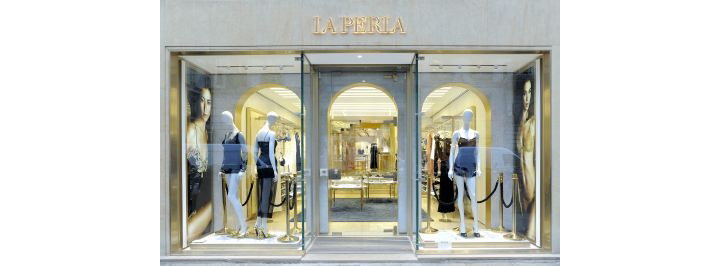 La Perla Introduces Menswear at Paris Store Relaunch