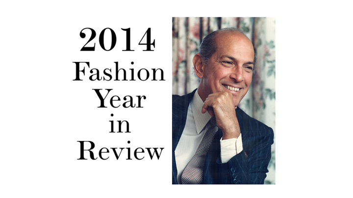 2014 Fashion Year in Review