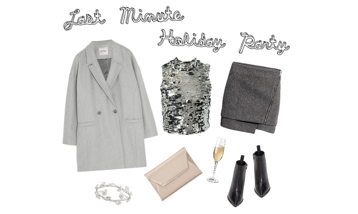 What-to-Wear: Last Minute Holiday Party