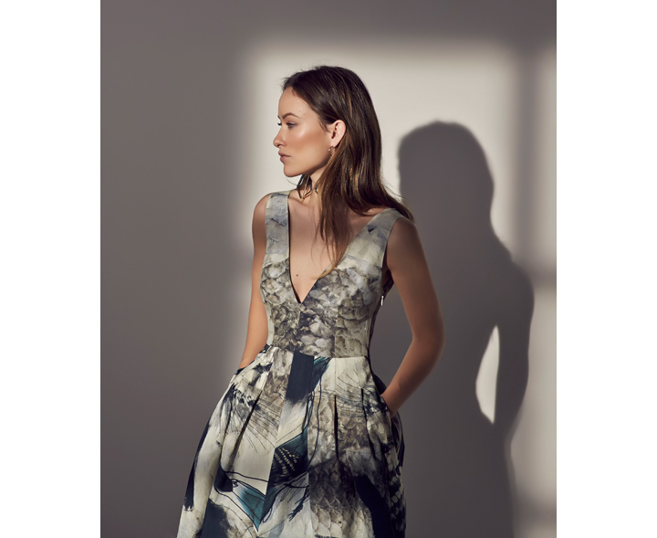 Olivia Wilde is the New Face of Sustainable Fashion at H&M