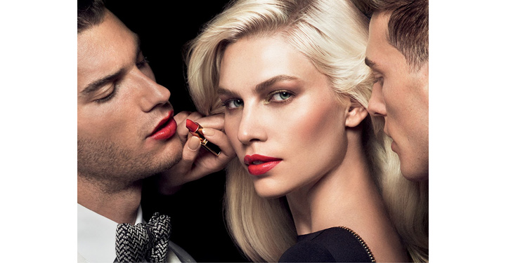 Lips and Boys: Tom Ford's Sultry Line's New Launch