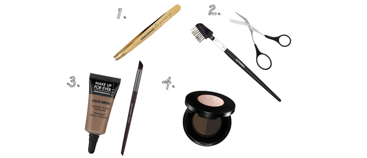 Beauty Hack: Full Brows