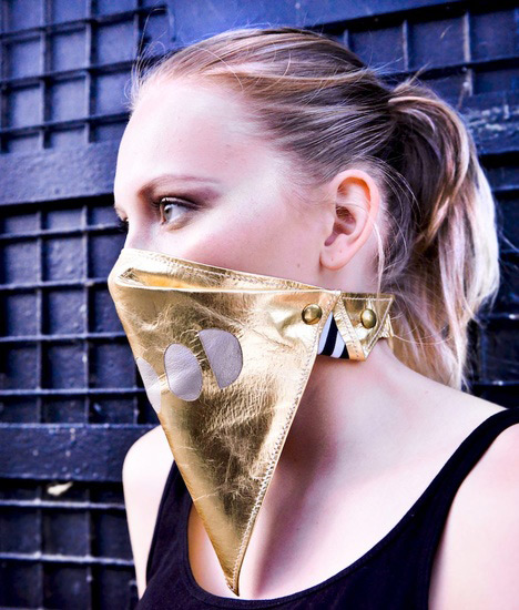 """The Good, The Bad and The Ugly"" the first accessories collection of Tamar Kioumedjian"