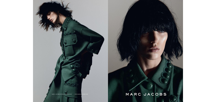 A Sneak Peek at Marc Jacobs' Spring/Summer 2015 Campaign