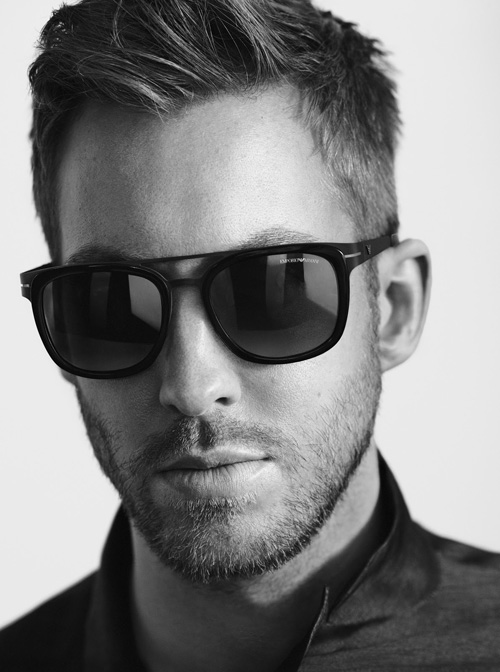 Emporio Armani Presents Calvin Harris for Spring/Summer 2015