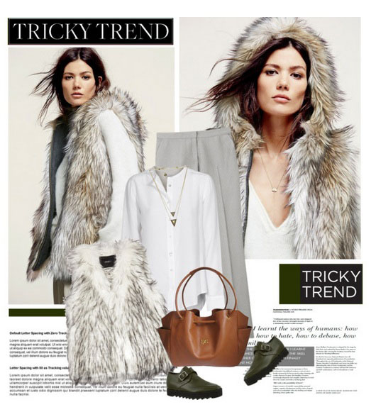 top trend faux fur