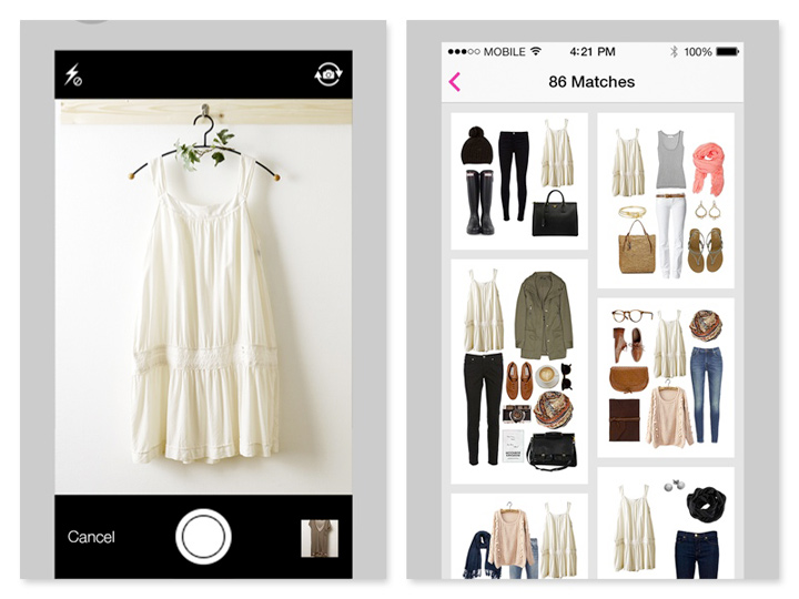 A New App to Solve Your Wardrobe Woes