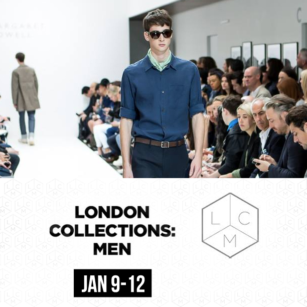 London Collections: Men AW15 Fashion Week
