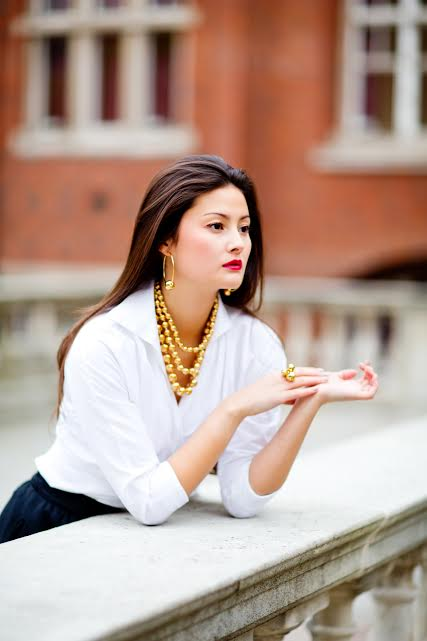Blogger Crush: Peony Lim from London