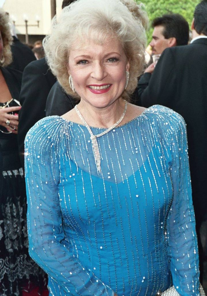 Happy Birthday, Betty White!